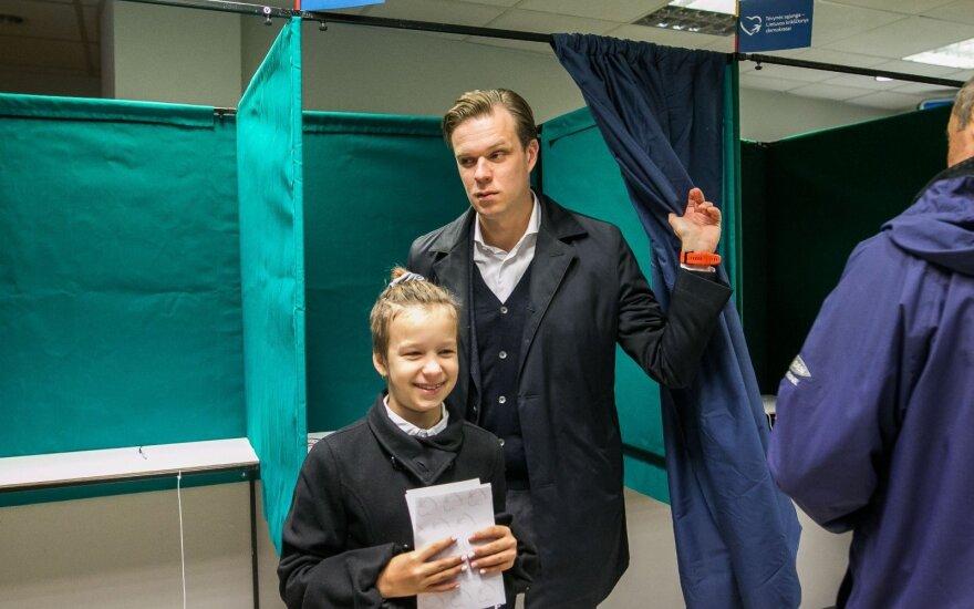 Landsbergis: Šimonytė gavo visuomenės mandatą