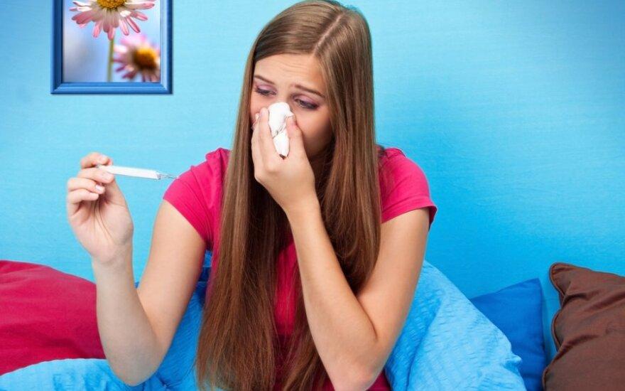 Kaip atpažinti meningokokinę infekciją?