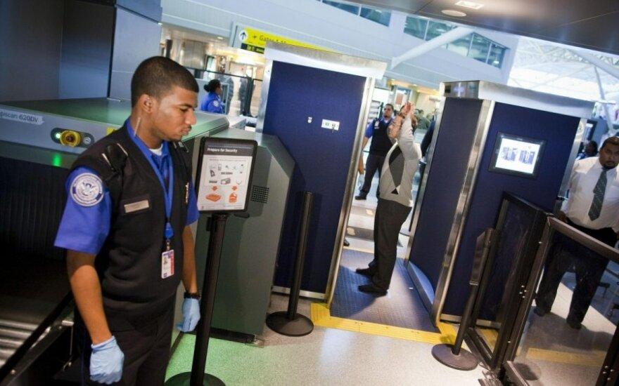 Oro uosto apsauga
