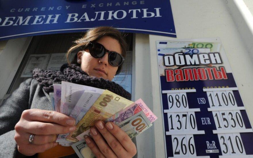 Galvos skausmas Rusijai – iš kur gauti dolerių?