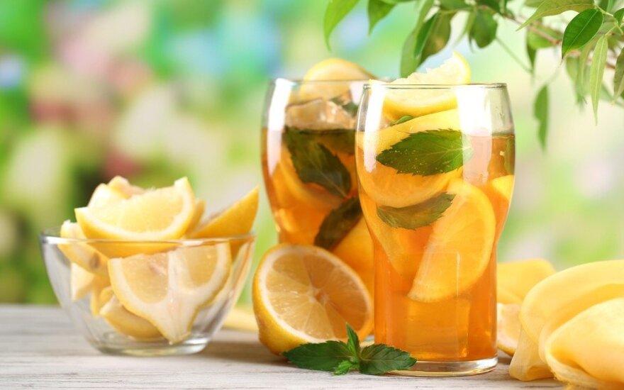 Imbiero ir citrinų trauktinė