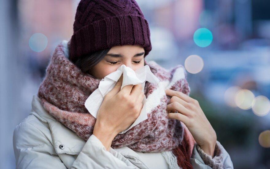 Kaip stiprinti imunitetą atšalus orams?