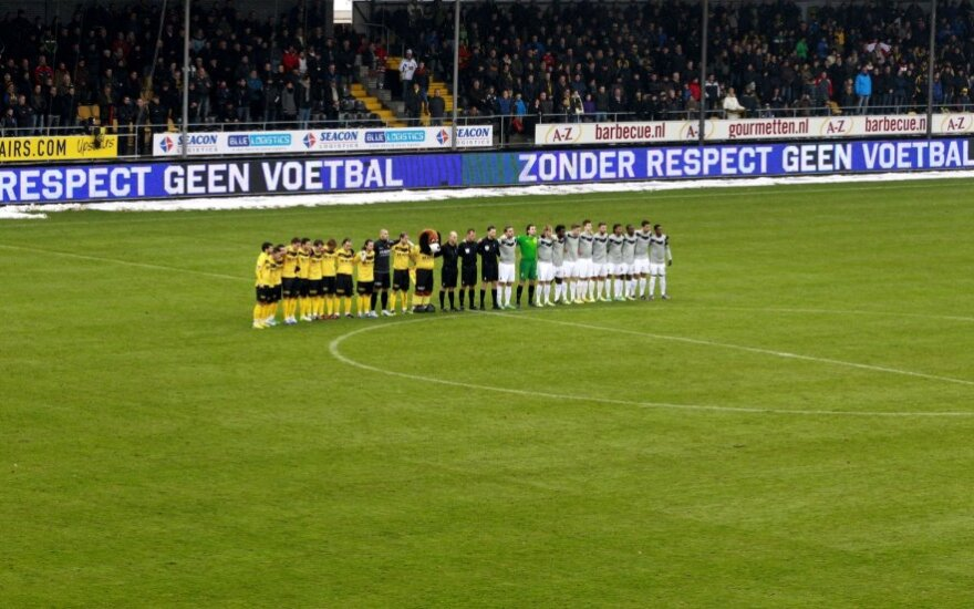 Olandijos futbolo čempionatas