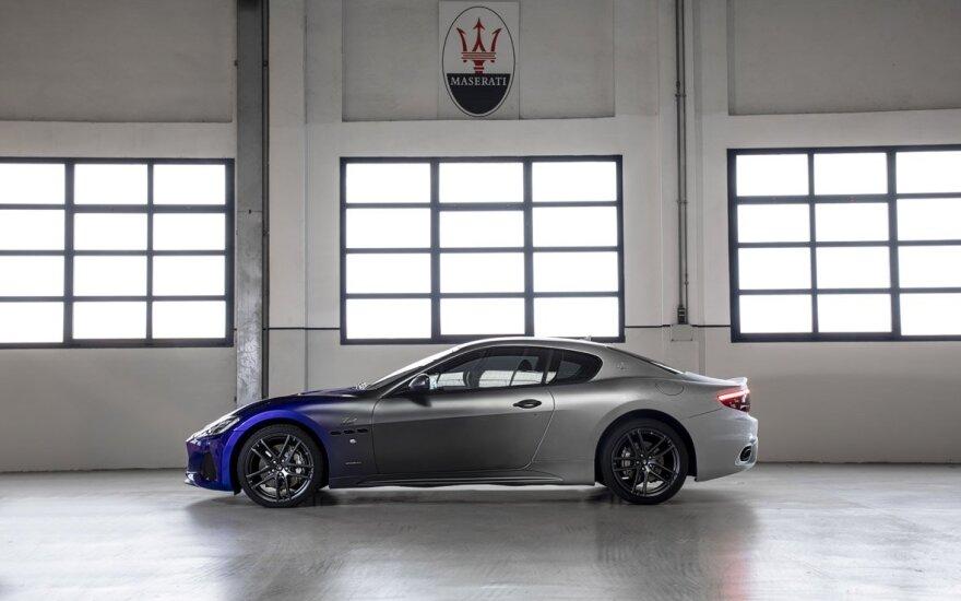 """Maserati GranTurismo Zeda"""