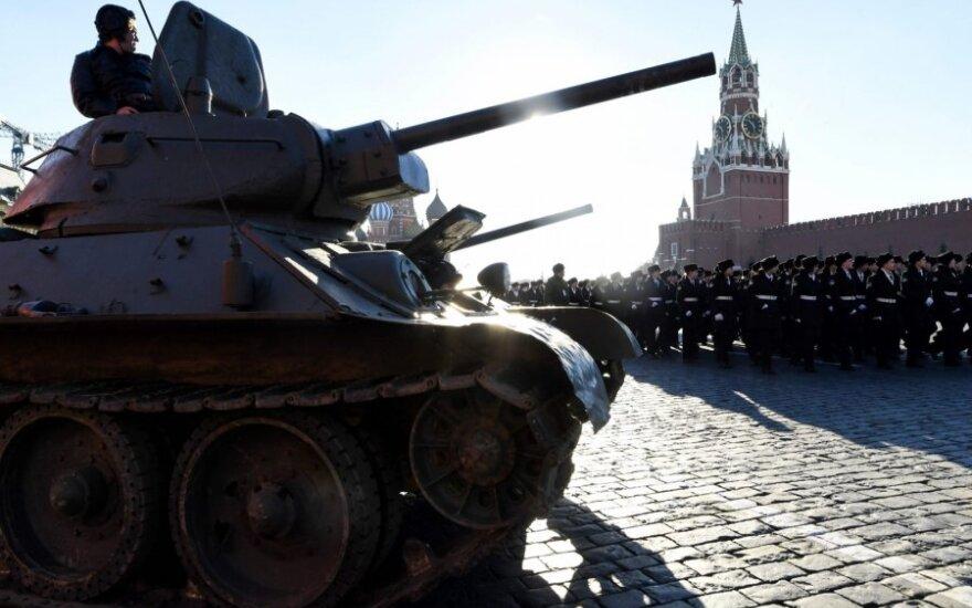 Maskva žada priešintis, jei JAV norėtų dislokuoti raketas Baltijos šalyse