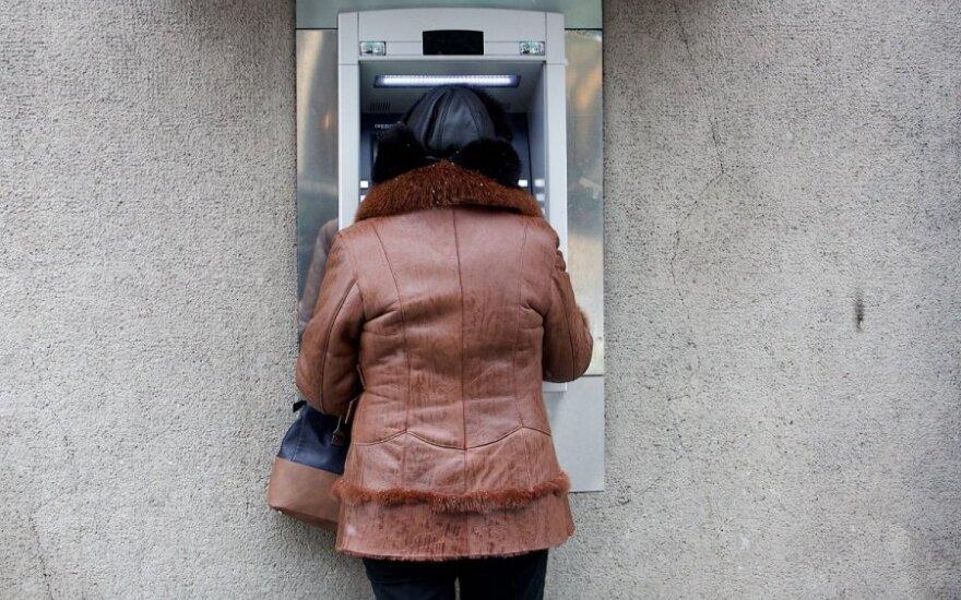 Bankai nori daugiau klientų paslapčių saugotojų