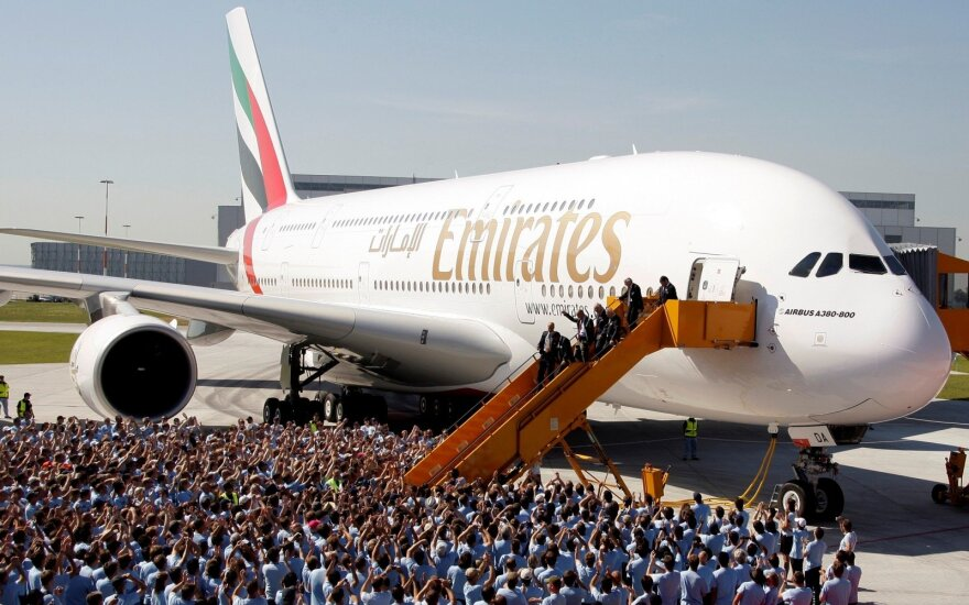"""Airbus"" A380"