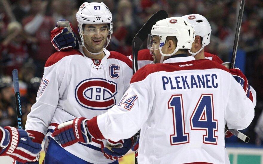 "Monrealio ""Canadiens"" ledo ritulininkai"