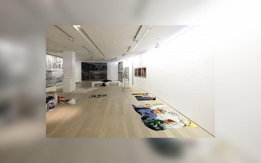 Jono Meko vizualiųjų menų centre eksponuojami mūsų laikų herojai