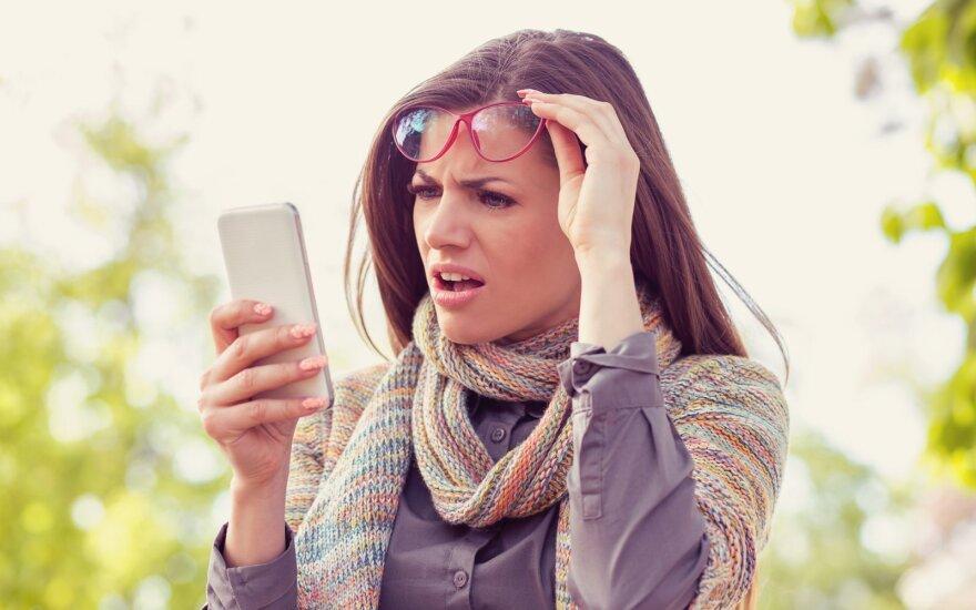 Telefoniniai sukčiai ieško aukų