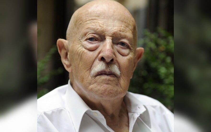 Prancūzijoje mirė lietuvių kilmės fotografijos grandas W.Ronis