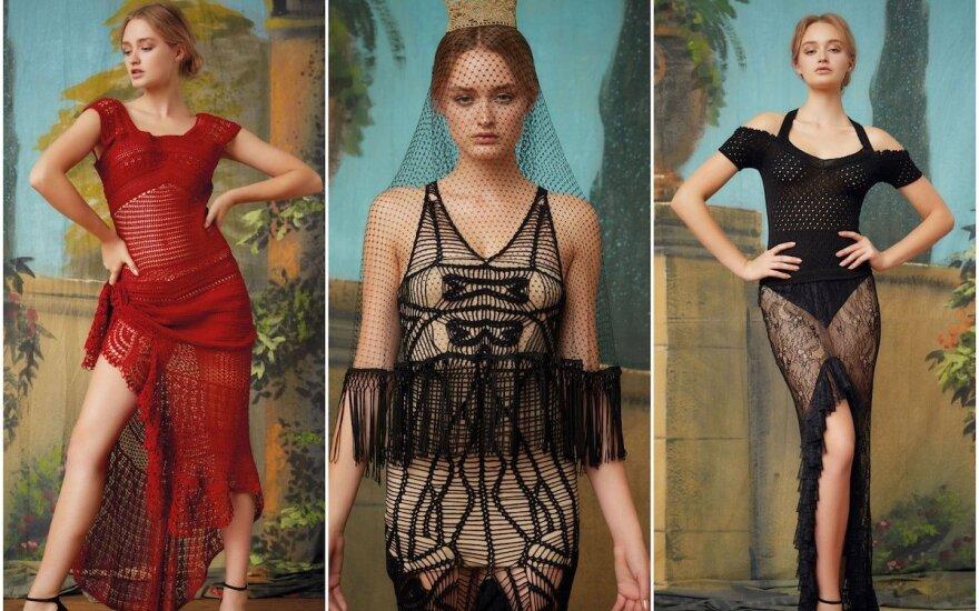 Londono Madų Savaitėje pristatyta lietuvės kolekcija alsuoja ispaniška aistra ir uždrausta meile