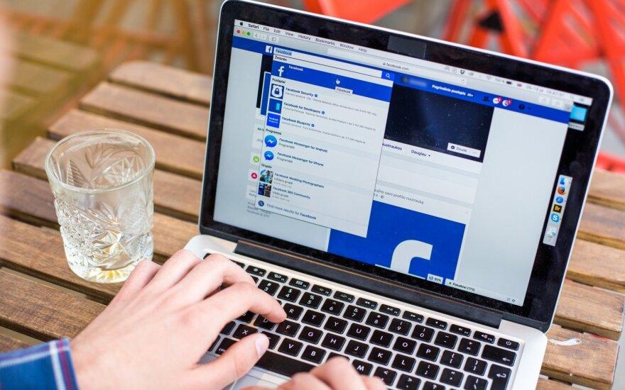 Pareigūnė pataria vaikams: nepažįstamasis prašosi į draugus internete – nepriimk