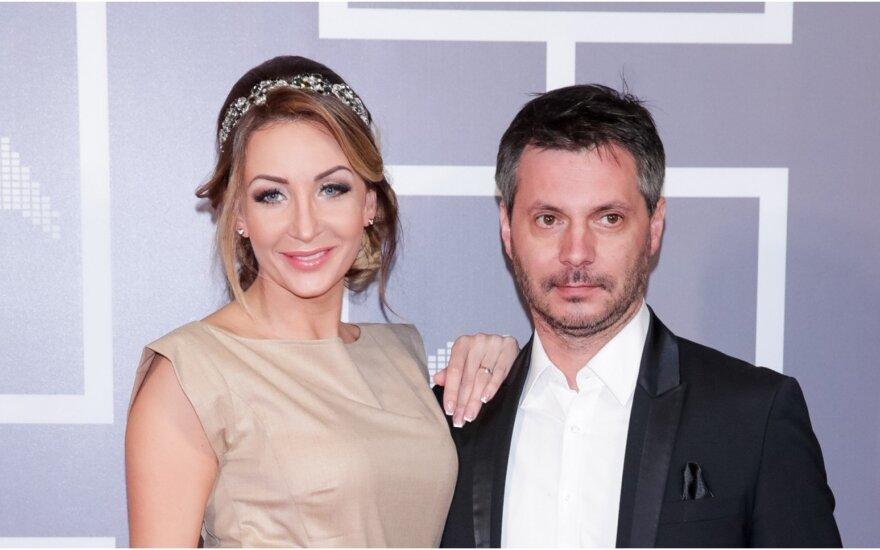Gerda Žemaitė ir Andrius Žemaitis