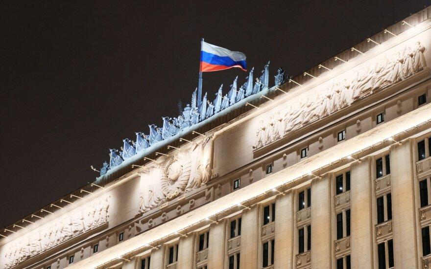 Gruzija neigia Rusijos kaltinimus dėl biologinį ginklą esą vystančios laboratorijos