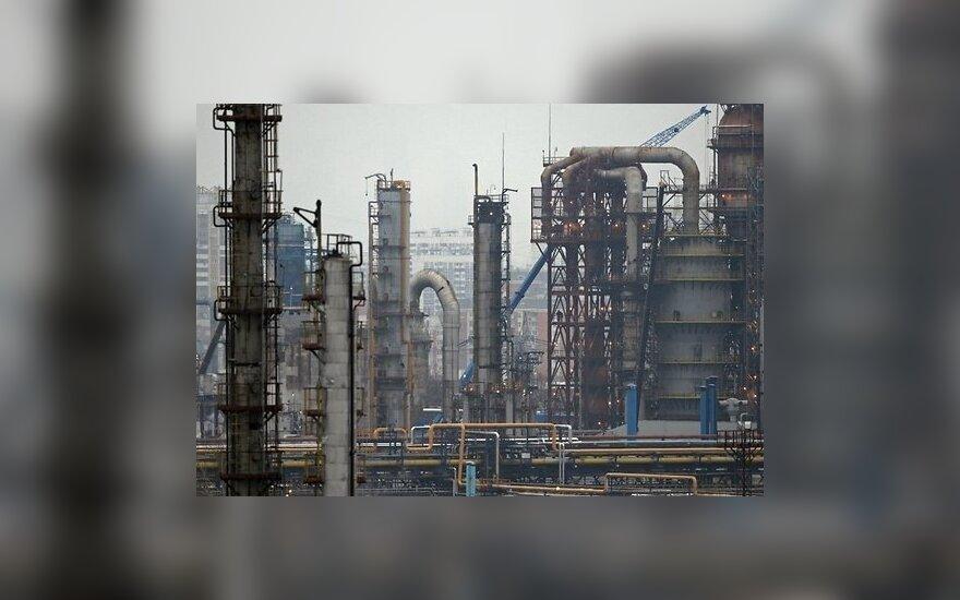 Didėja Rusijos gamtinių dujų eksportas į Europą