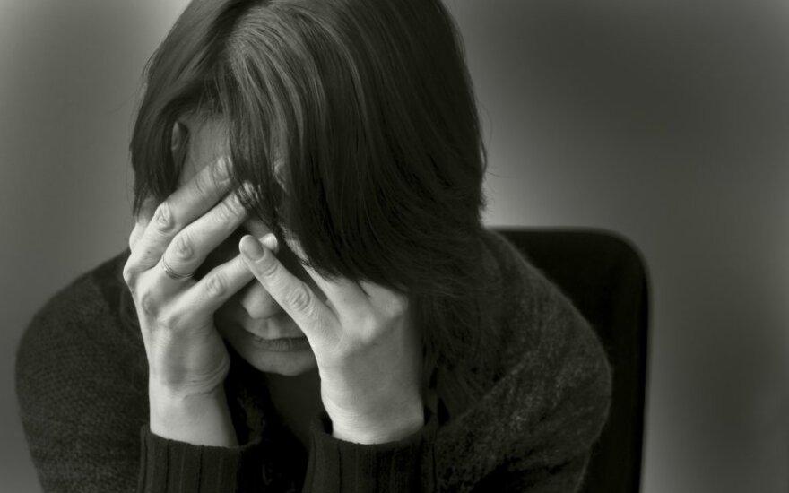 """Mane """"užpuolė"""" nerimas: ar tai – jau ligos požymis?"""