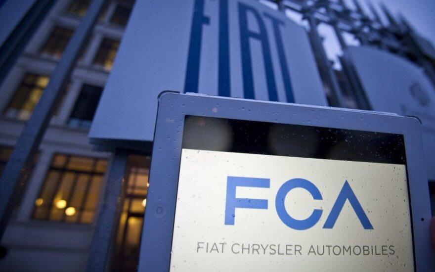 """Dėl oro pagalvių – sujudimas: šį kartą automobilius atšaukia """"Chrysler"""""""