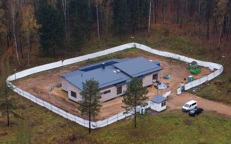 D.Grybauskaitės namas