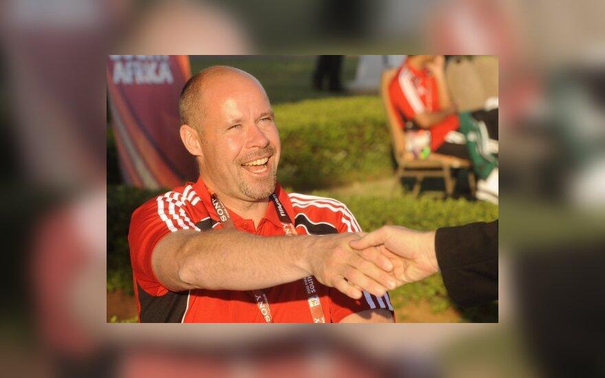 Martinas Hanssonas