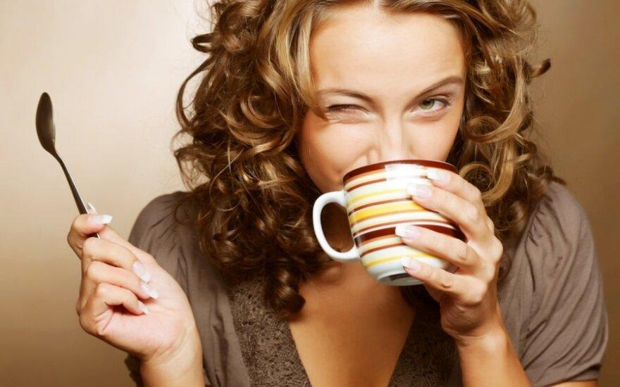 Kofeinas: kiek galime sau leisti ir kaip neperlenkti lazdos