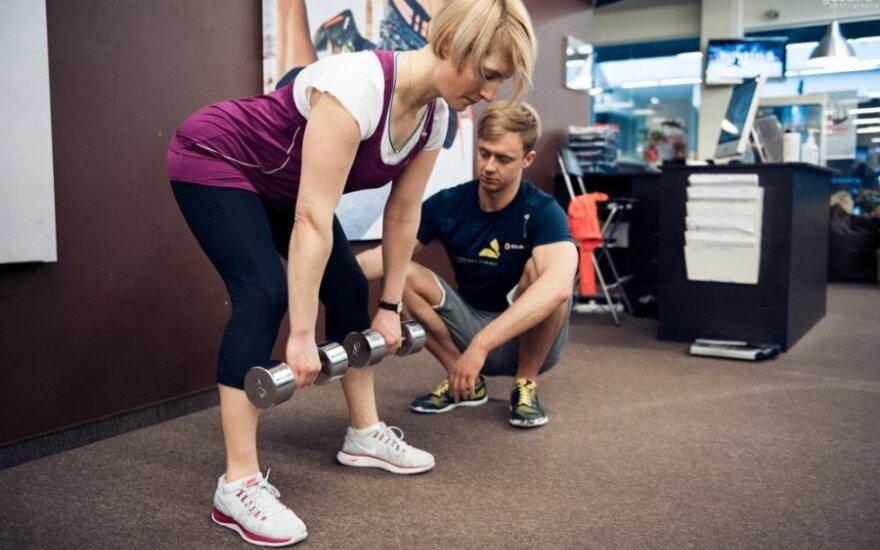 Asmeninis treneris – prabanga ar būtinybė?