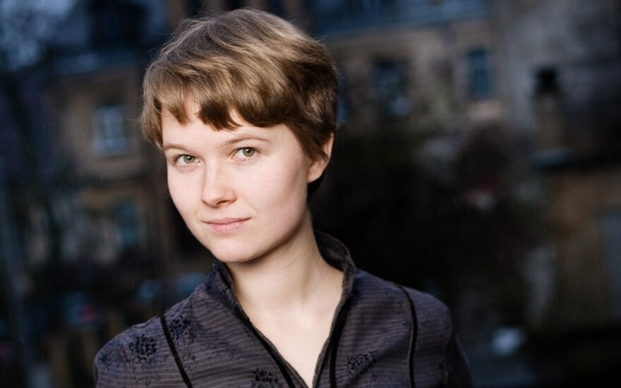 Lithuanian conductor is first woman to lead prestigious British orchestra