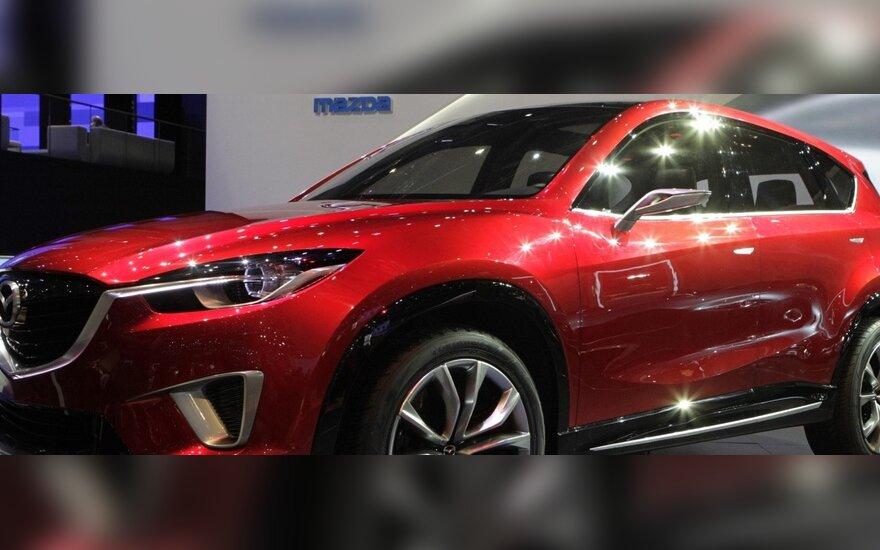 Mazda Minagi koncepcija