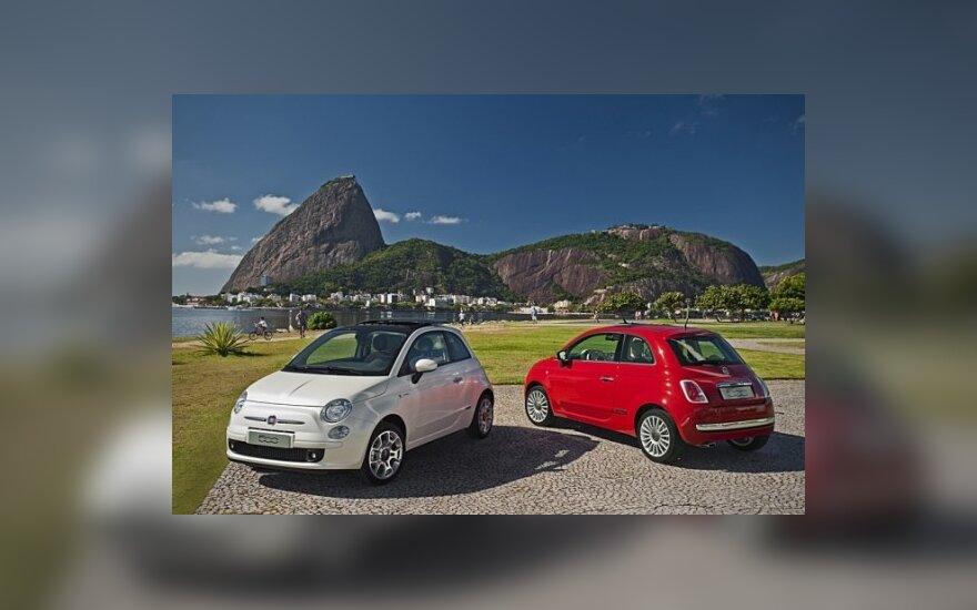 Fiat 500 ir Fiat 500C
