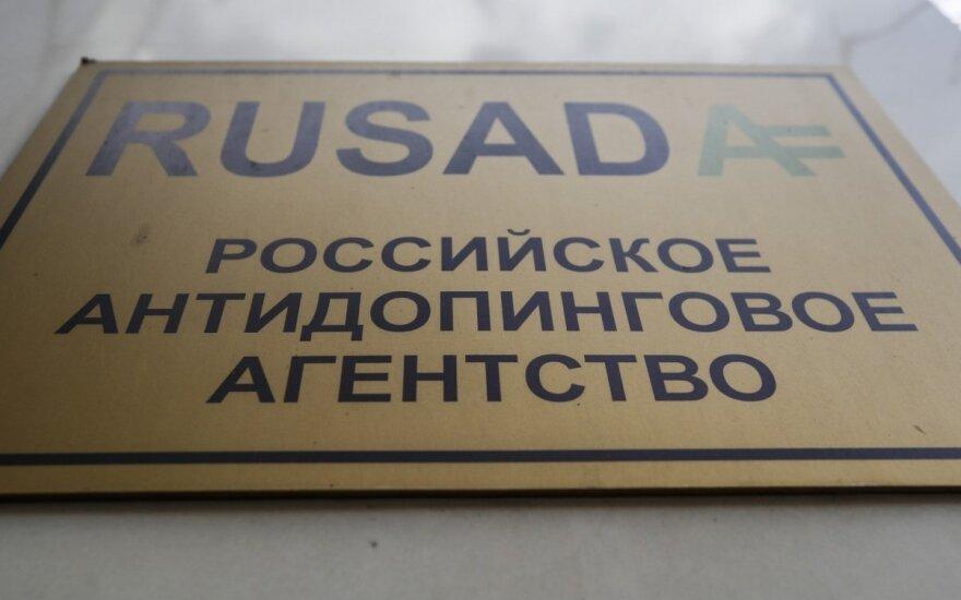 Rusijos antidopingo agentūra