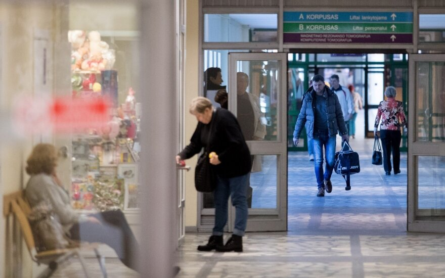 Vilniaus ligoninės Insulto centrui – tarptautinis auksinis įvertinimas