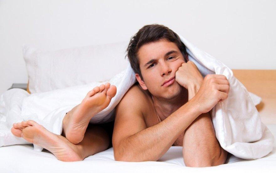 Kaip sugrįžti į seksualinį gyvenimą po ilgesnės pauzės