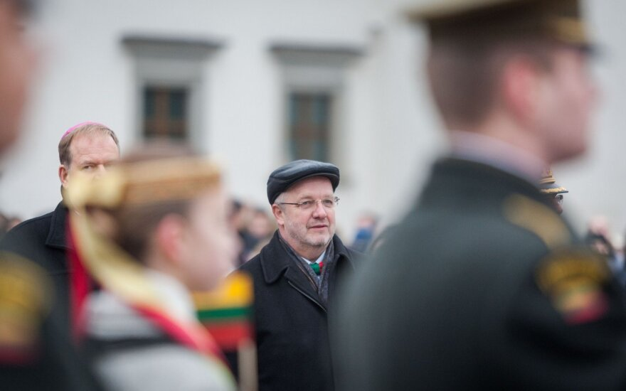Juozas Olekas, former Minister of Defence of Lithuania