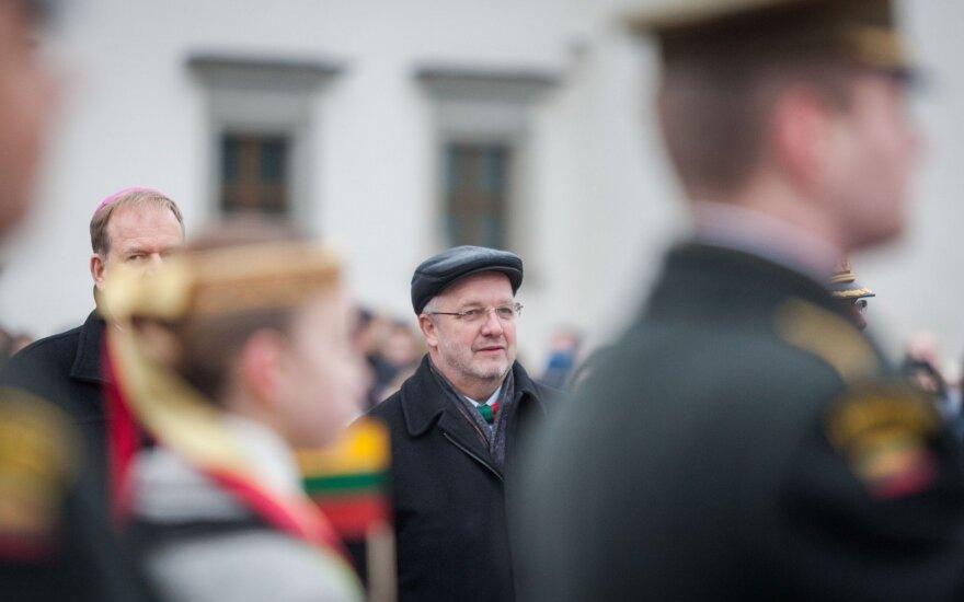Juozas Olekas, former Minister of Defence of Lithuania