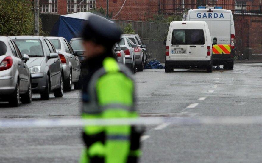 Policija Airijoje