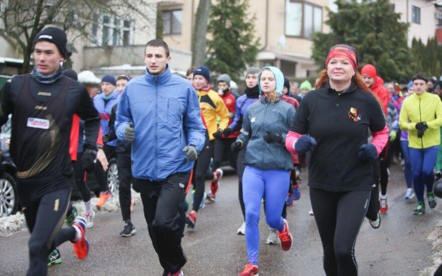 Over 4,300 run in Vilnius to commemorate January 1991 victims