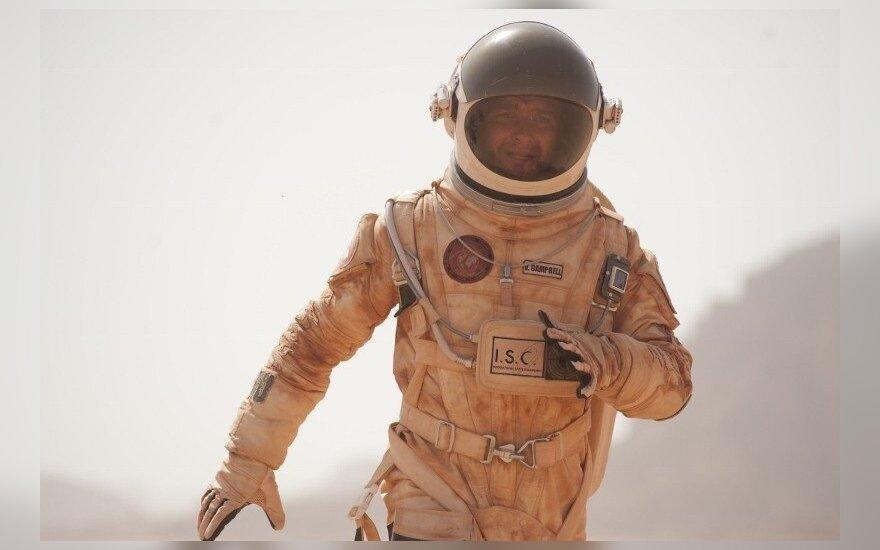 """Kadras iš filmo """"Paskutinės dienos Marse"""""""