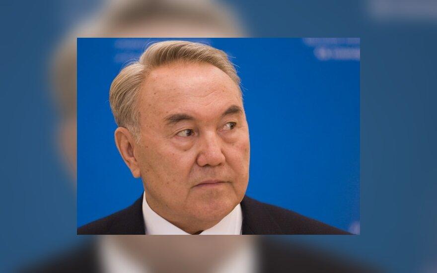Kazachstanas – patikimas NATO partneris