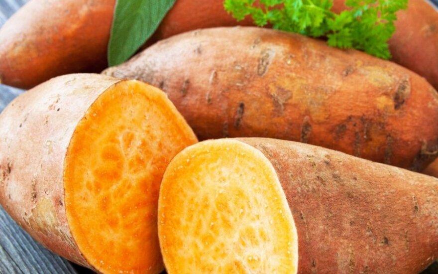 Daugelio neatrasta daržovė - įspūdingas geležies, magnio, vitaminų B, C, D ir kalcio šaltinis