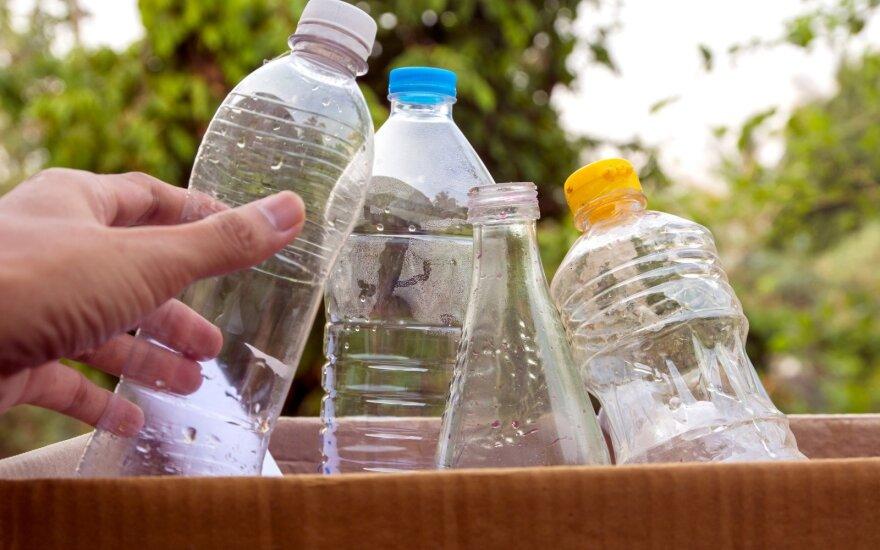 Pakuočių atliekos