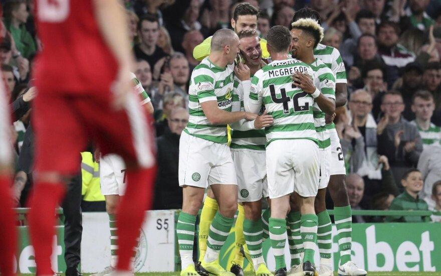 "Europos lygos atranka: ""Celtic"" - ""Sūduva"""