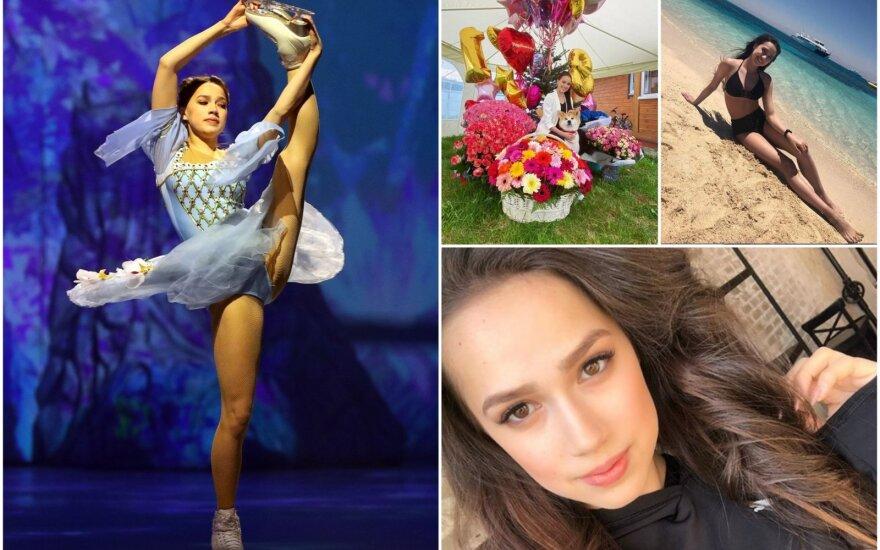 "Alina Zagitova / FOTO: ""Instagram"""