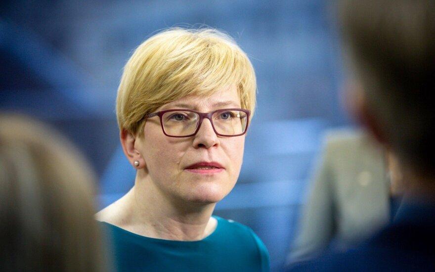 Ingrida Šimonytė (Mindaugo Mikulėno nuotrauka)