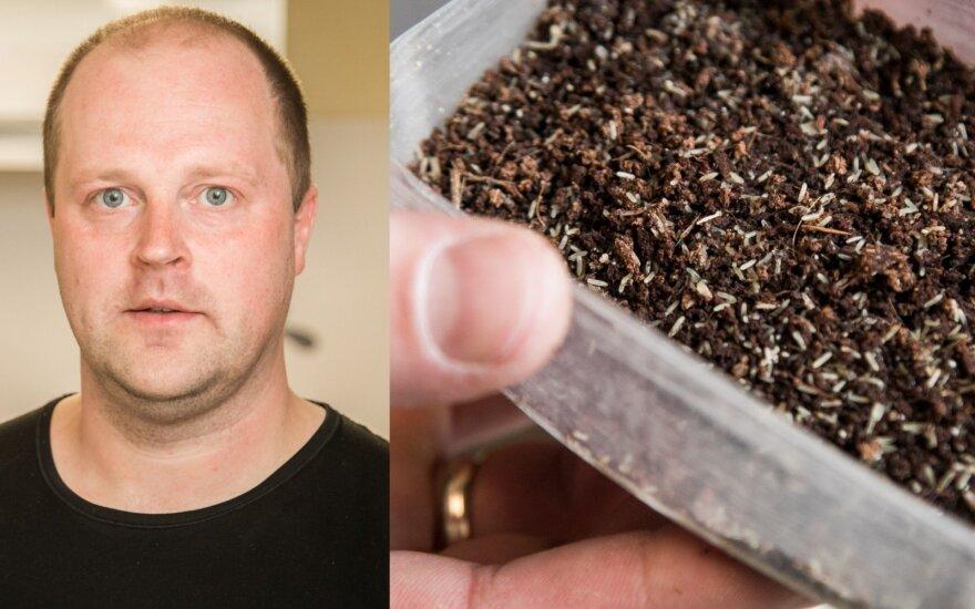 Vilnietis atrado aukso gyslą: užsieniečiai dėl to pametę galvas, o lietuviai šiurpsta