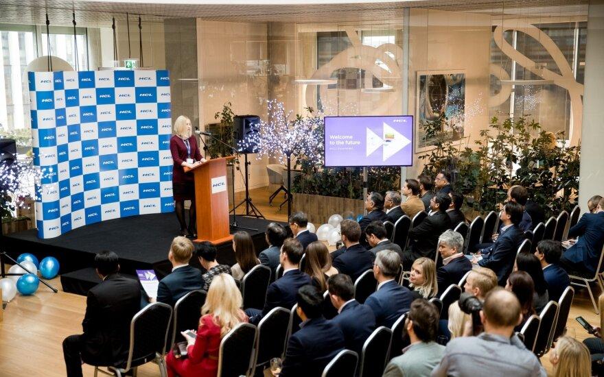 """Buvę """"Barclays"""" darbuotojai turi naują darbovietę: atidarytas """"HCL Technologies"""" biuras"""