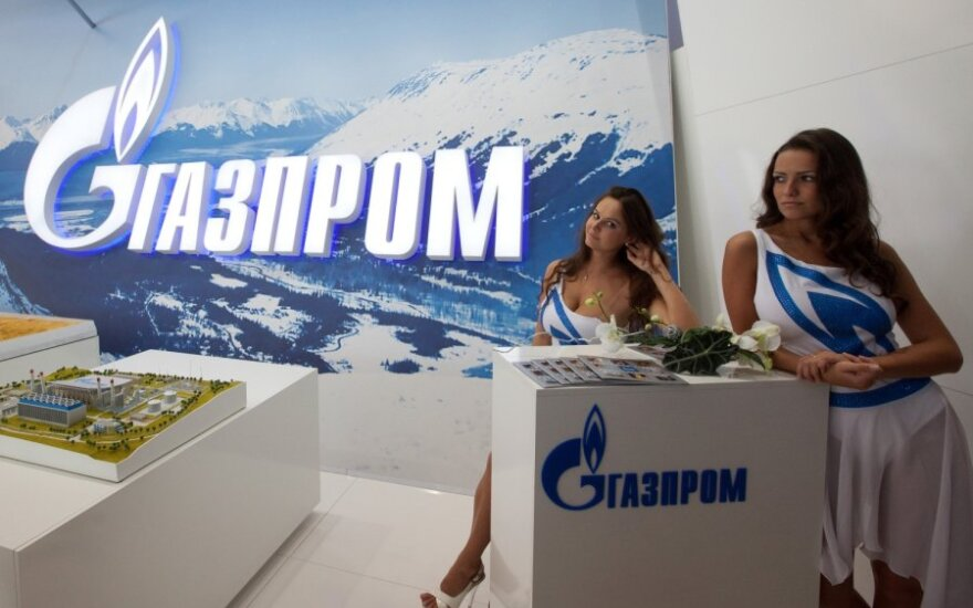 """Lietuvos sutarimas su """"Gazprom"""" - neišskirtinis?"""