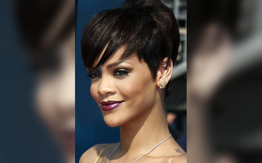 Atlikėja Rihanna