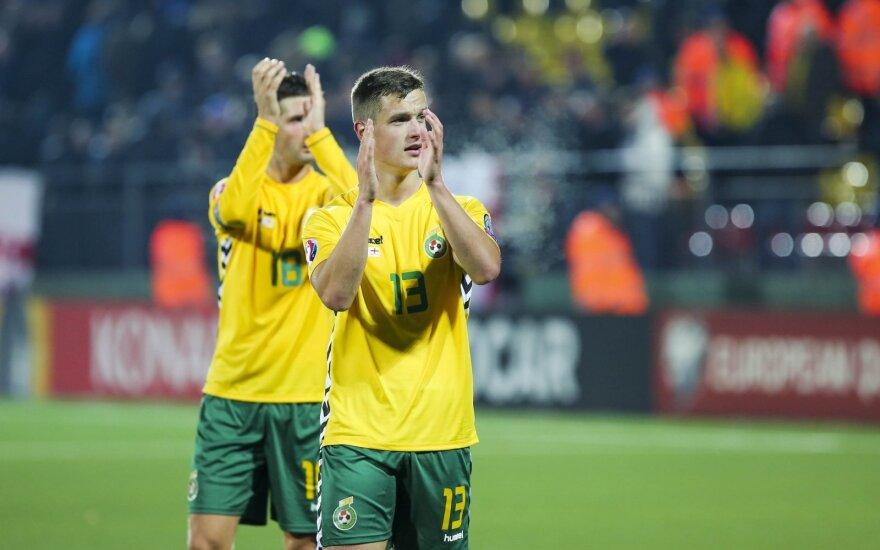 Kodėl lietuviai nekenčia savo futbolo rinktinės?