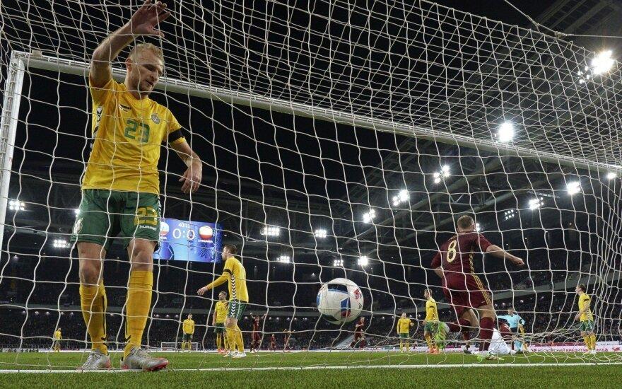 Lietuvai priklauso naujas pasaulio antirekordas – ją FIFA reitinge aplenkė net Zimbabvė ir Madagaskaras