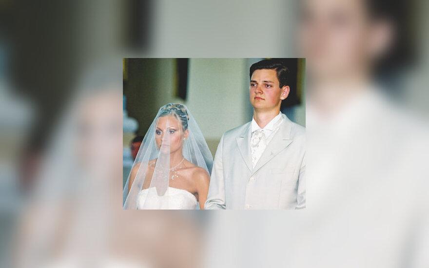 Enriko Daktaro ir Indrės Kristinavičiūtės vestuvės